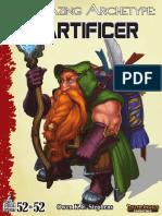 09 Amazing Archetype Artificer PF2 PDF.pdf