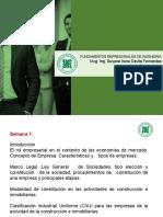 F.Empresariales I