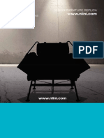 catalogo_ moviliario_Design furniture Replica Nlini 2013 New katalog