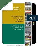 Signature Fencing Catalog PDF
