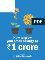 Grow Your Small Savings To One Crore.pdf