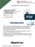 Seminario 4  Epidemiología - Pruebas diagnosticas y puntuales (corregido con 1 audio)