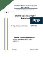 Distribución normal y t-student.pdf