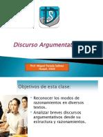 TIPOS DE ARGUMENTOS TERCERO MEDIO (1)