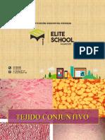 Histología II - Tejido conjuntivo.ppt