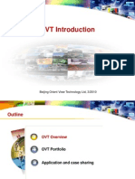 OVT Overveiw Introduction
