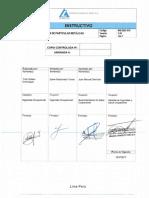 INS-SSO-016 Evaluación de Partículas Metálicas