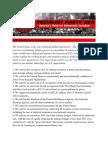 Social Party USA 2008-2009 Platform