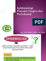 epidemiologipenyakitgingivadanperiodontal-140203024133-phpapp01