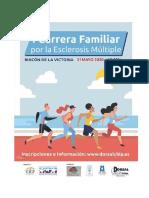 Dossier Informativo I Carrera Familiar Por La Esclerosis Múltiple_de W