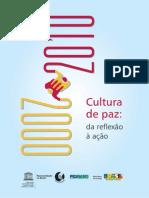 Cultura de paz, da reflexão à ação - UNESCO