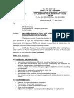 Letter SOPs PT Final 17.05.2020