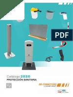202005 Sbi Connectors Catálogo Protección Sanitaria v00