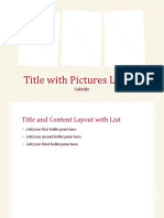 Title with Pictures Layout.pptx