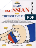 Learn Russian the Fast and Fun Way