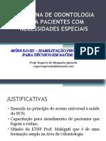 CONCEITOS, CLASSIFICAÇÕES E ANAMNESE