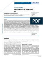 [1479683X - European Journal of Endocrinology] THERAPY OF ENDOCRINE DISEASE_ Treatment of hirsutism in the polycystic ovary syndrome.pdf
