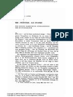 LAPIDE P. - Der Prüfstein Spanien. Die einzige Rabbinische Hebraisierung des MT-Evangelium - SEFARAD 34 (1974) 227-272