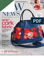 Sew News Magazine