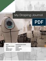 Draping Journal