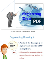 ENGINEERING DRAWING UNIT - I
