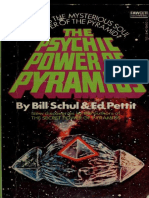 Bill Schul - The Psychic Power of Pyramids
