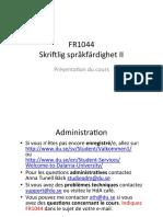 Présentation FR1044 VT15