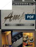 Dave Hunter - (2012) Amped (The Illustrated History of the World's Greatest Amplifiers)