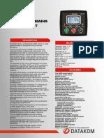 DKG-109 AUTOMATIC MAINS FAILURE UNIT_DATA.pdf