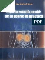 Ina Maria Kacso - Injuria renală acută-de la teorie la practică
