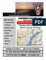 Southwest Chapter of ABATE of Florida December 2010 Newsletter