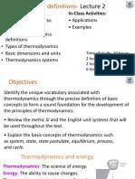 Lecture 2 _ Definations (SC)