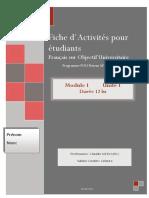 Fiche Activite Mod 1 UD1 CM