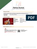 [Free-scores.com]_durand-patrice-flamme-92446