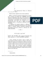 1. BDO vs Tansipek