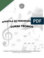 Apostila Curso Técnico de Música