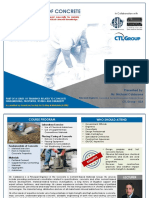 CTL Group ASTM Training Courses in Qatar (Concrete Fundamentals) Brochure