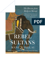 Rebel Sultans The Deccan from Khilji to Shivaji