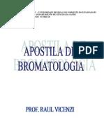 Apostila de Bromatologia Nutri