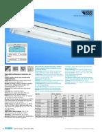 Watertight Multipurpose Luminaire, Sur- Face S022_023