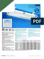 Watertight Multipurpose Luminaire, Sur- Face S028_029