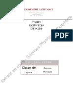 Extrait-de-cours-Sciences-physiques-5ème