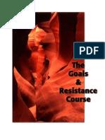 Crane Goals and Resistance Workbook