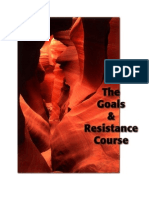 Crane Goals and Resistance Workbook