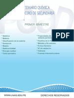 Temario Quimica 3Sec