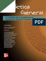 Didáctica general. La práctica de la enseñanza en educación infantil, primaria y secundaria