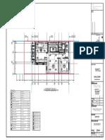 A-VA06-110 Second  floor lighting plan