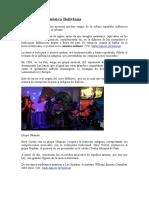 Historia de la música Boliviana