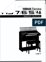 Service manual HS7
