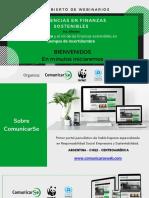 Finanzas Sostenibles en América Latina